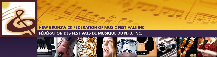 New Brunswick Federation of Music Festivals